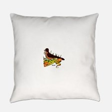Michigan (3).png Everyday Pillow