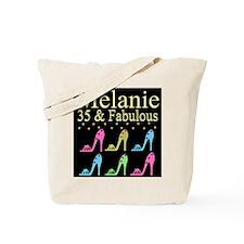 35TH BIRTHDAY Tote Bag