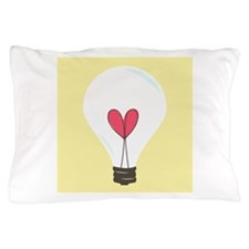 Light Bulb Pillow Case