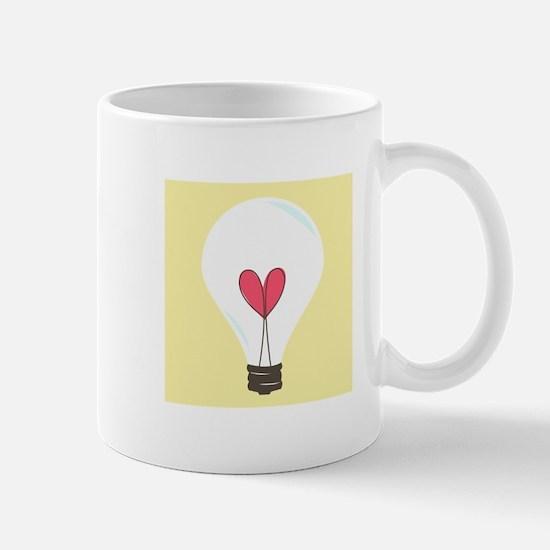 Light Bulb Mugs