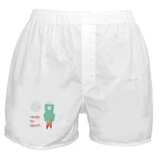 Ready To Launch Boxer Shorts