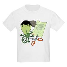 Rock Paper Scissors Lizard Spoc T-Shirt