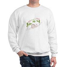 A Snails Pace Sweatshirt