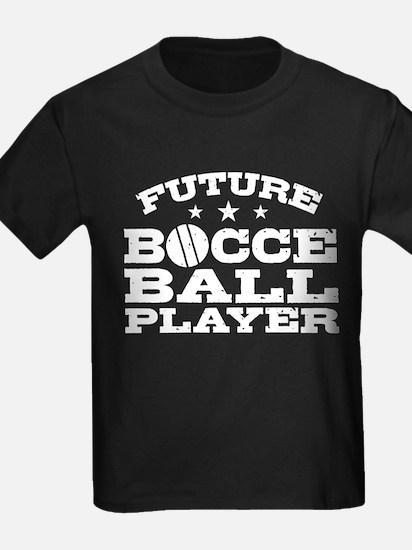Future Bocce Ball Player T