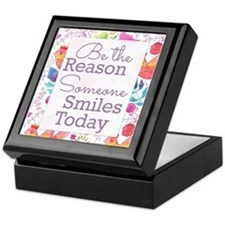 Smiles Keepsake Box