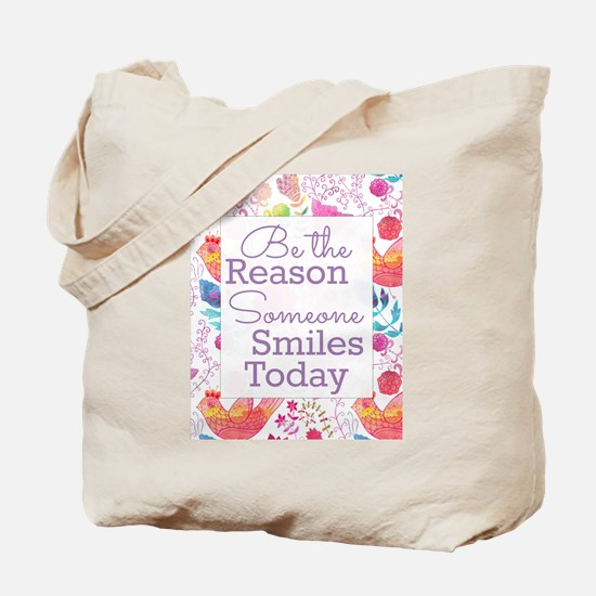 Smiles Tote Bag
