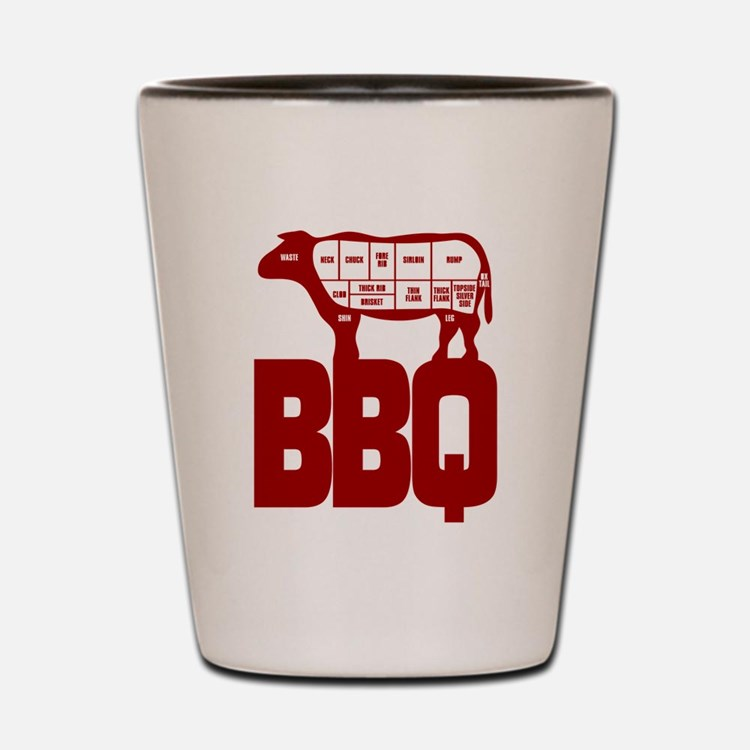 BBQ Shot Glass