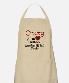 American Pit Bull Terrier Apron