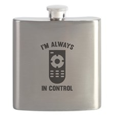 I'm Always In Control Flask