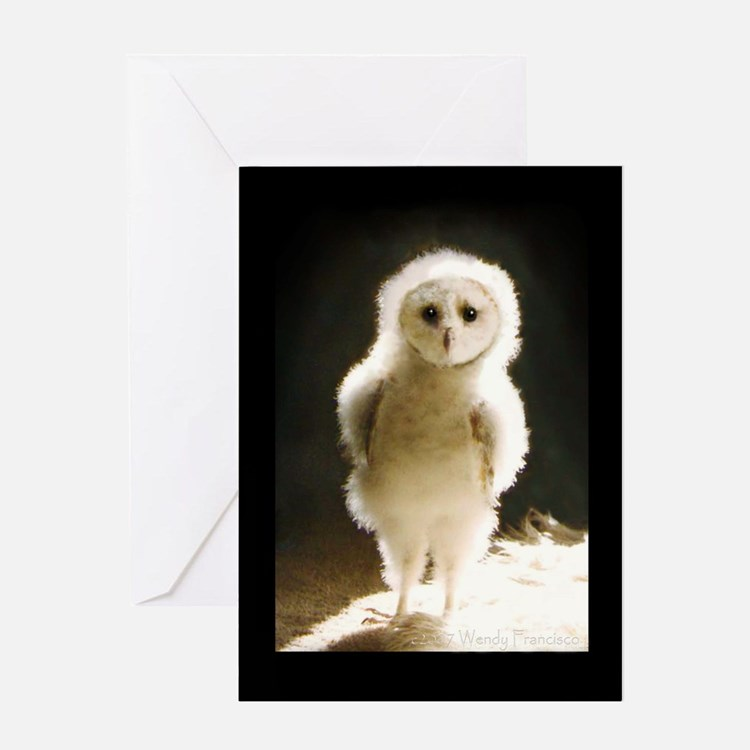 Cute Wendy francisco Greeting Card