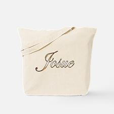 Gold Josue Tote Bag