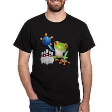 Bowling Frog T-Shirt
