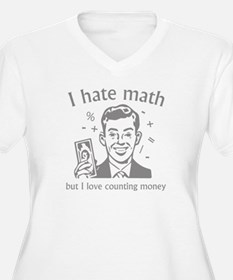 I Love Counting Money T-Shirt