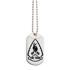 ST6 - The Tribe (BW) Dog Tags
