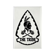 ST6 - The Tribe (BW) Rectangle Magnet