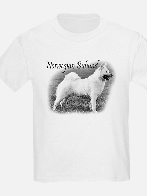 Norwegian Buhund 1 T-Shirt