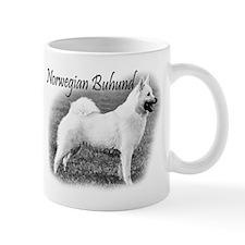 Norwegian Buhund 1 Mugs