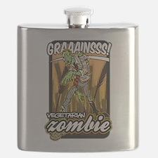 Vegetarian Zombie Flask
