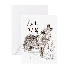Unique Illustration Greeting Card
