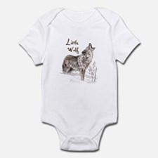 Unique Wild life Infant Bodysuit