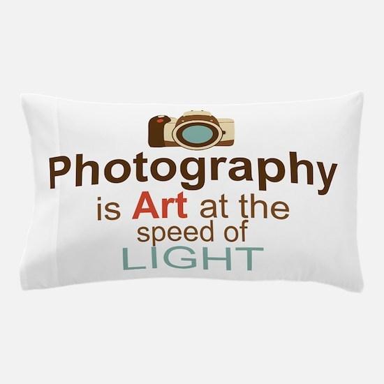 Funny Photographer Pillow Case