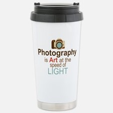 Unique Camera Travel Mug