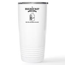 The Breakfast Club Milk Travel Mug