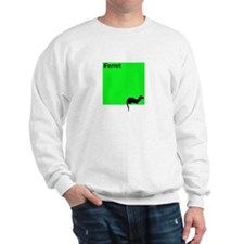 Funny Ferret Sweatshirt