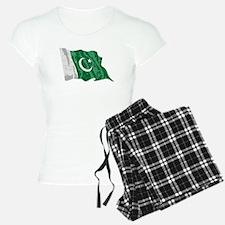 Pakistan Flag (Distressed) Pajamas