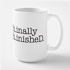 PhD Doctoral Graduate Mugs
