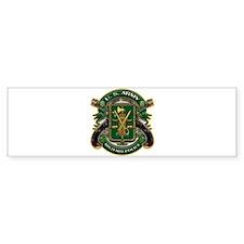 Us Army M P Military Police.png Bumper Bumper Sticker