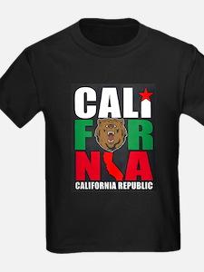 California Bear Republic Black T-Shirt