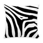 Zebra Everyday Pillow