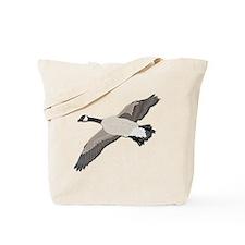 Canada goose-No Text Tote Bag