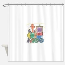 I Know, I Can Do It. Shower Curtain