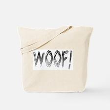 WOOF! Tote Bag