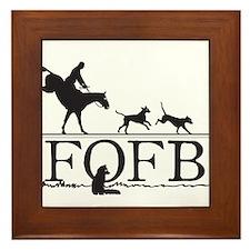 FOFBlogo Framed Tile