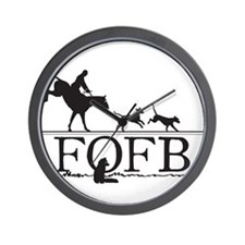 FOFBlogo Wall Clock