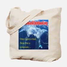 Save the World Gold Mine Tote Bag