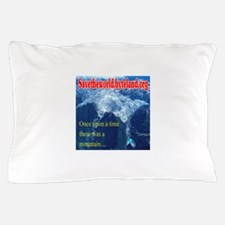 Save the World Gold Mine Pillow Case