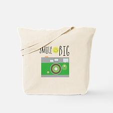 Smile Big Tote Bag