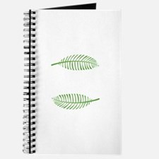 Palm Leaves Journal