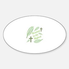 Hosanna In The Highest Decal