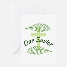 Our Savior Greeting Cards