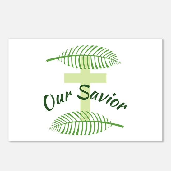 Our Savior Postcards (Package of 8)