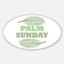 Palm Sunday Decal