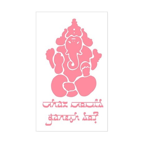What Would Ganesh Do? Sticker