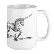 Vintage Unicorn Mugs