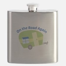 On The Road Again Flask