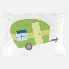 Camping Trailer Pillow Case